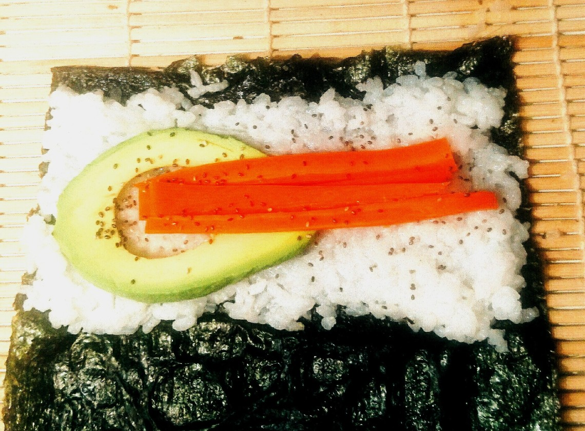 preparation-veggies-makis