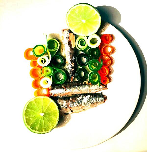 sardines-colorees