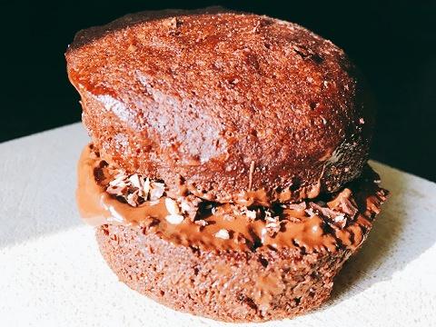 gâteau choc hamburger .jpg