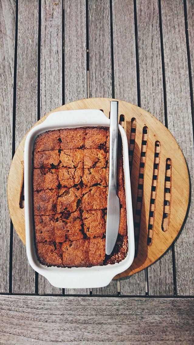 carrots cake four