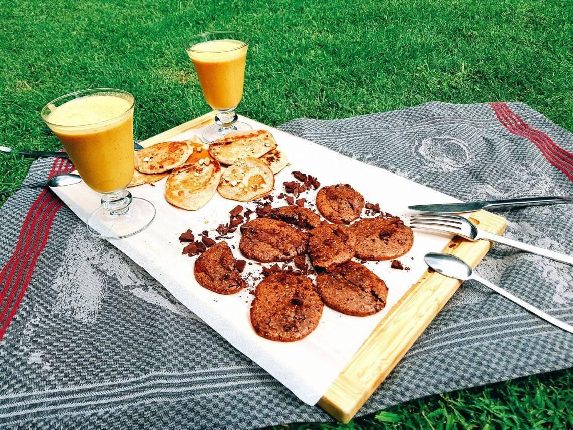 cookies et pancakes vegan et sans farine.jpg