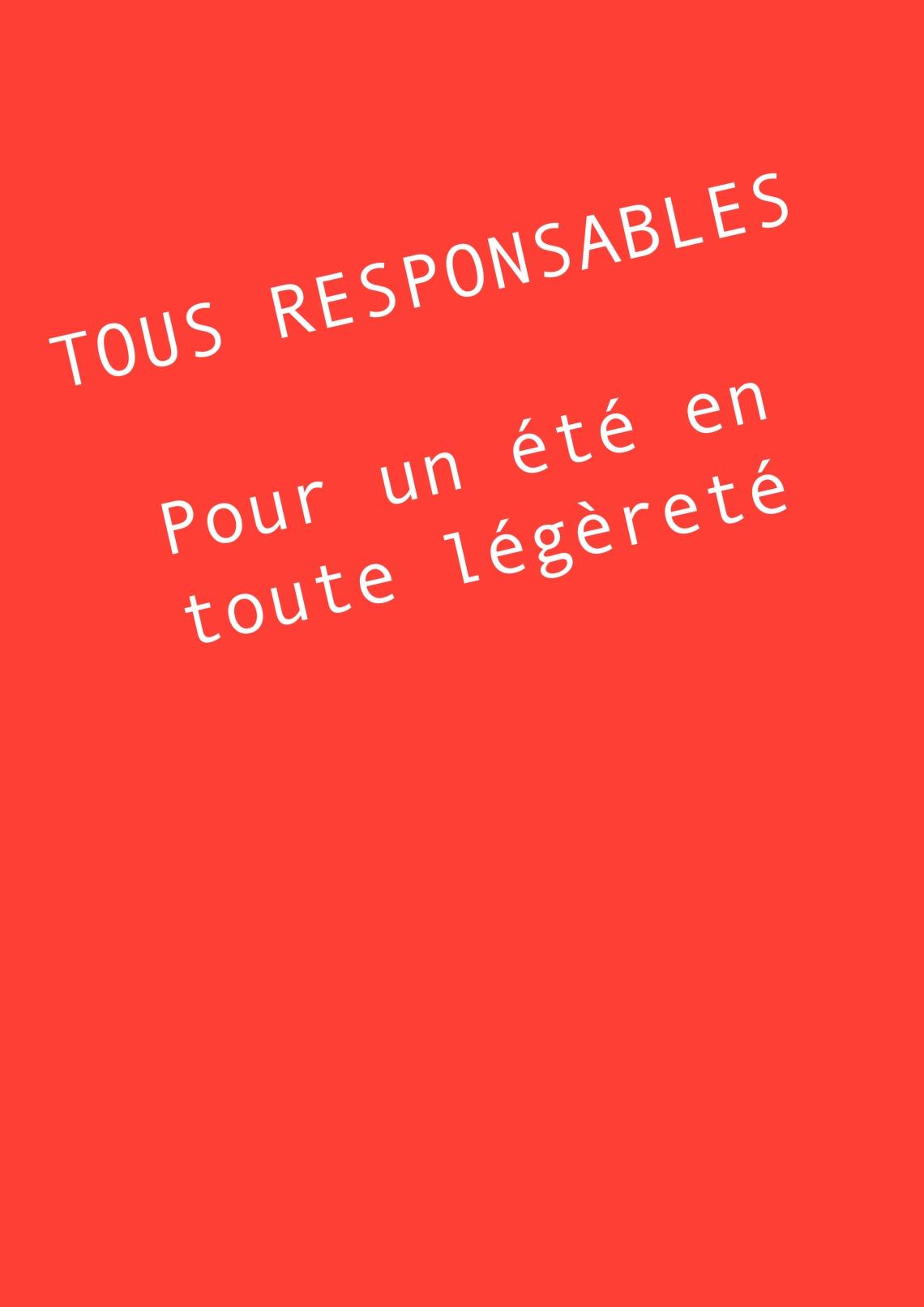 tous responsables